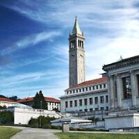 The University of California, Berkeley (Charlie Nguyen/Flickr, CC BY 2.0 via JTA)