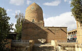The Tomb of Esther and Mordechai in Hamadan, Iran (CC BY-SA Philippe Chavin/Wikipedia)