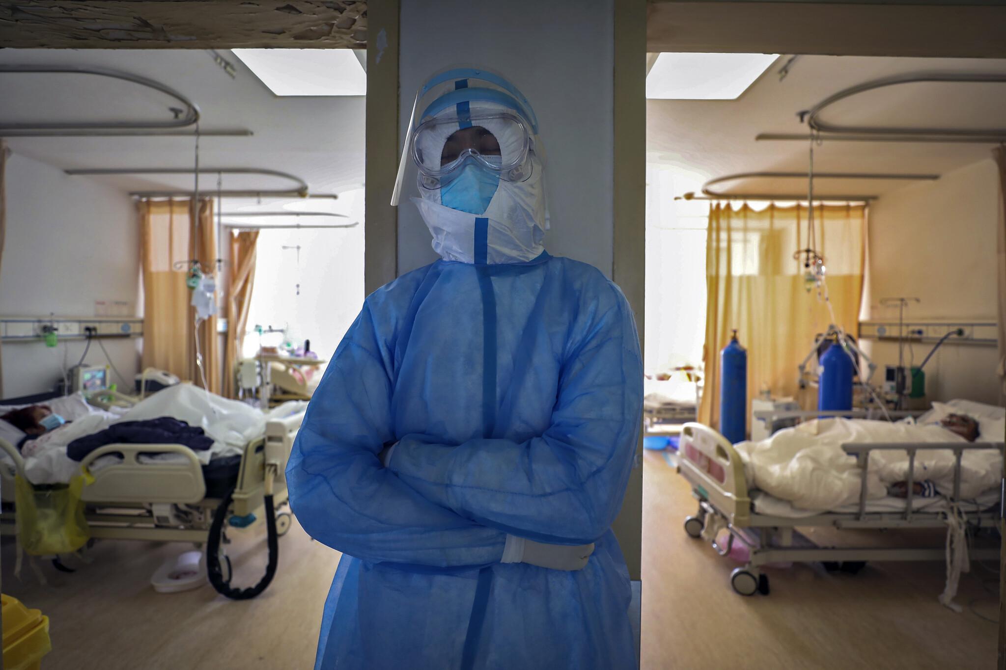 Coronavirus Death Toll Breaches 2,000 In China