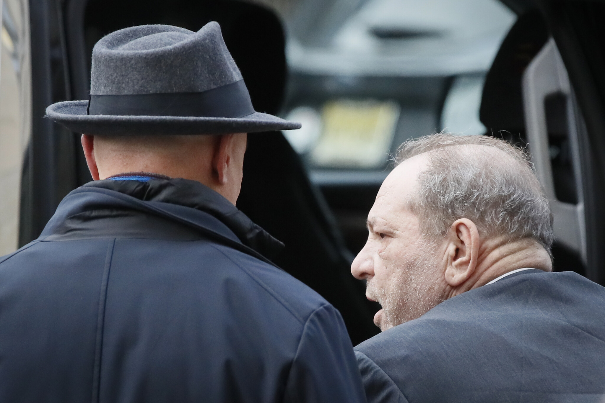 Harvey Weinstein jury seemingly deadlocked on most serious charges