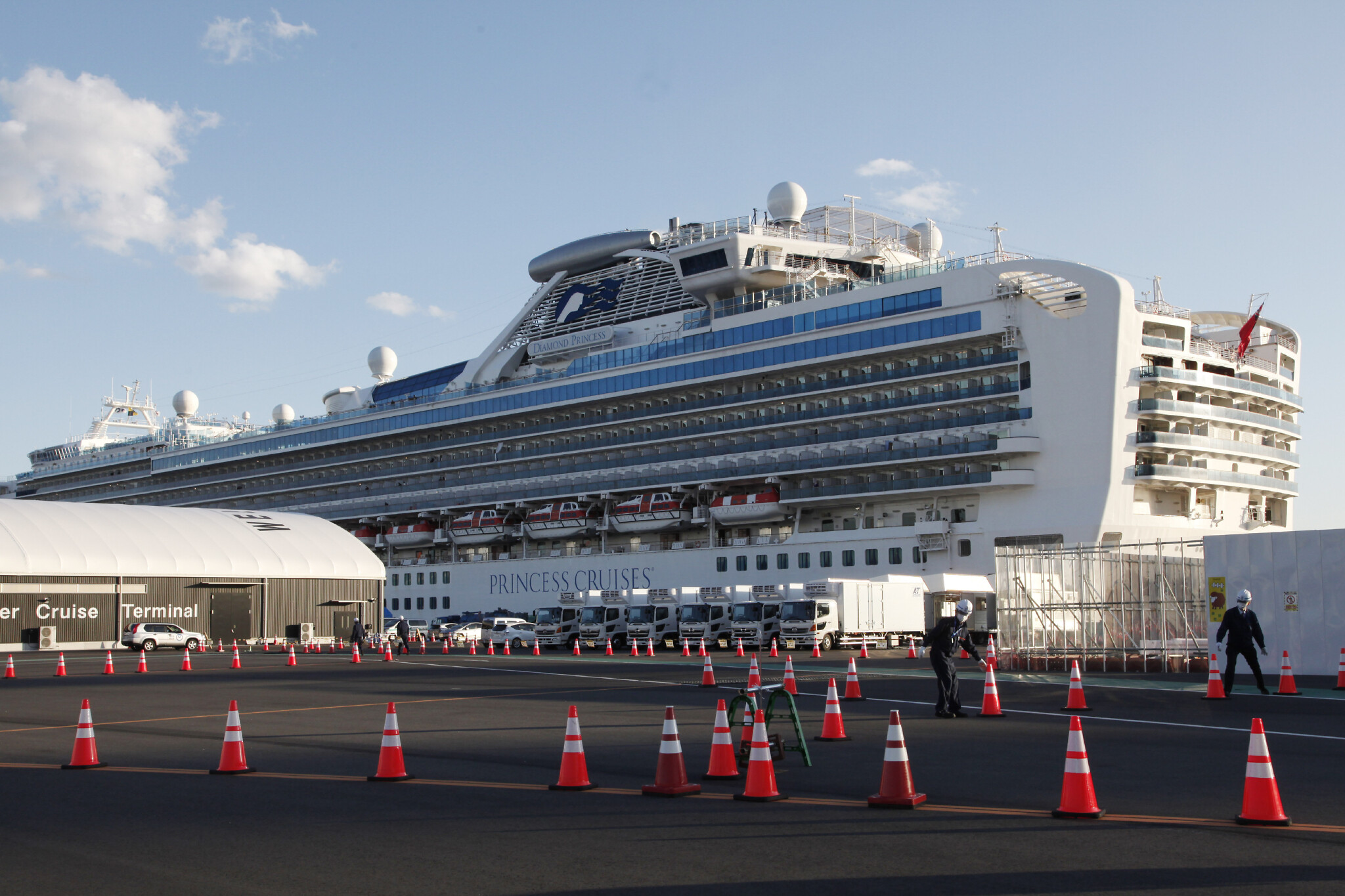 Passengers on Virus-infected Cruise Ship Permitted to Leave