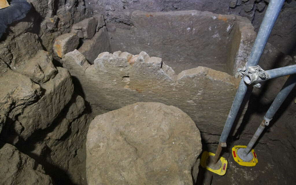 Lost shrine to Rome's founder believed discovered in Roman Forum