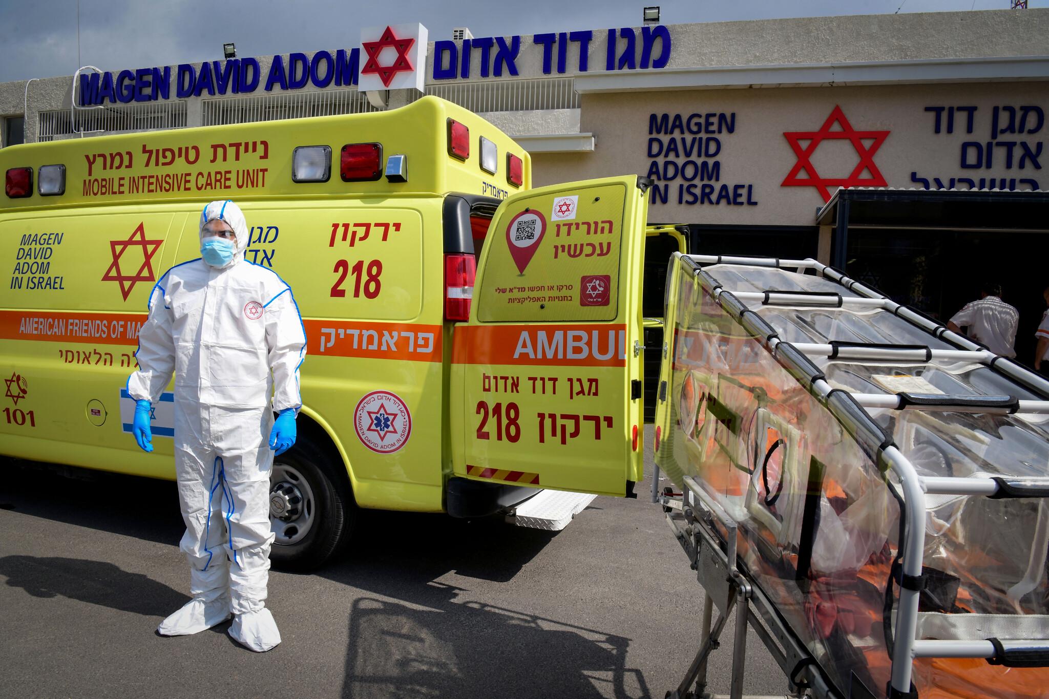 Risultato immagini per coronavirus israel