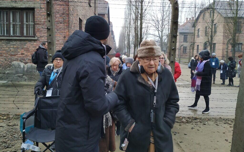 75 years after staring death in the eye, survivors seek closure in Auschwitz