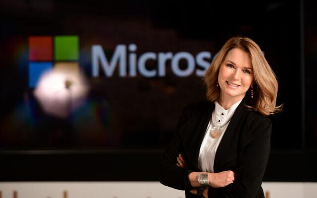 Microsoft's Michal Braverman-Blumenstyk (Courtesy)