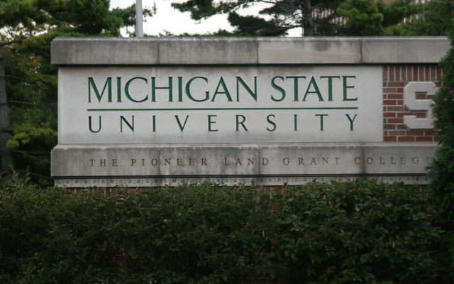 Michigan State University, February 13, 2001. (Branislav Ondrasik/Wikipedia)