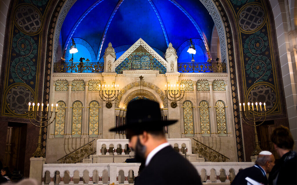 1 in 5 Europeans say secret Jewish cabal runs the world, survey finds