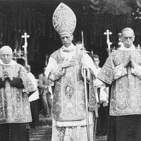 Pope Pius XII in an undated photograph. (AP)