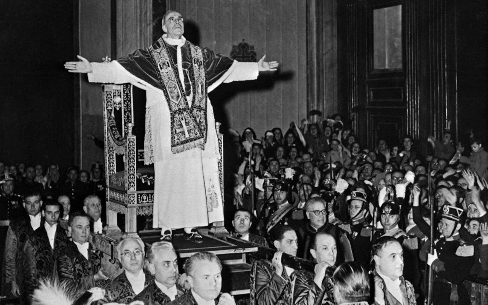 Four things to know about the archives of World War II-era Pope Pius XII |  The Times of Israel