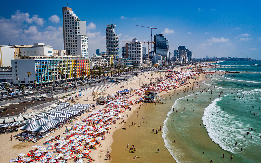 After Eurovision, Tel Aviv aims to sustain 'tourism miracle' with 10-year plan