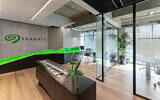 Seagate's Lyve Labs innovation center in Tel Aviv. (Courtesy Seagate Technology)