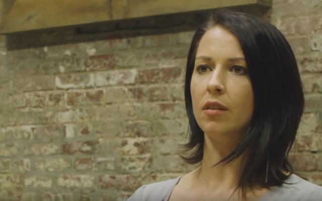 Filmmaker Abby Martin. (YouTube screenshot)