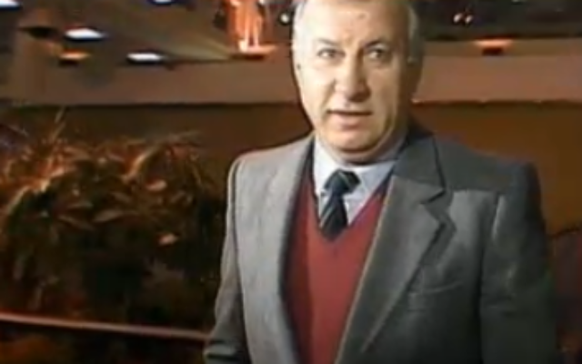 Mahmoud Mohammad Issa Mohammad in an undated appearance (CBC video screenshot)