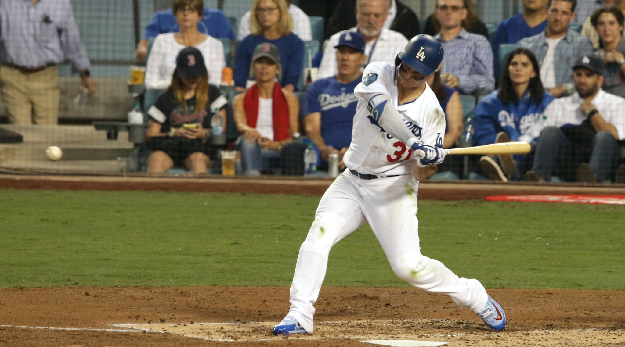 Pederson trade from Dodgers to Angels off table