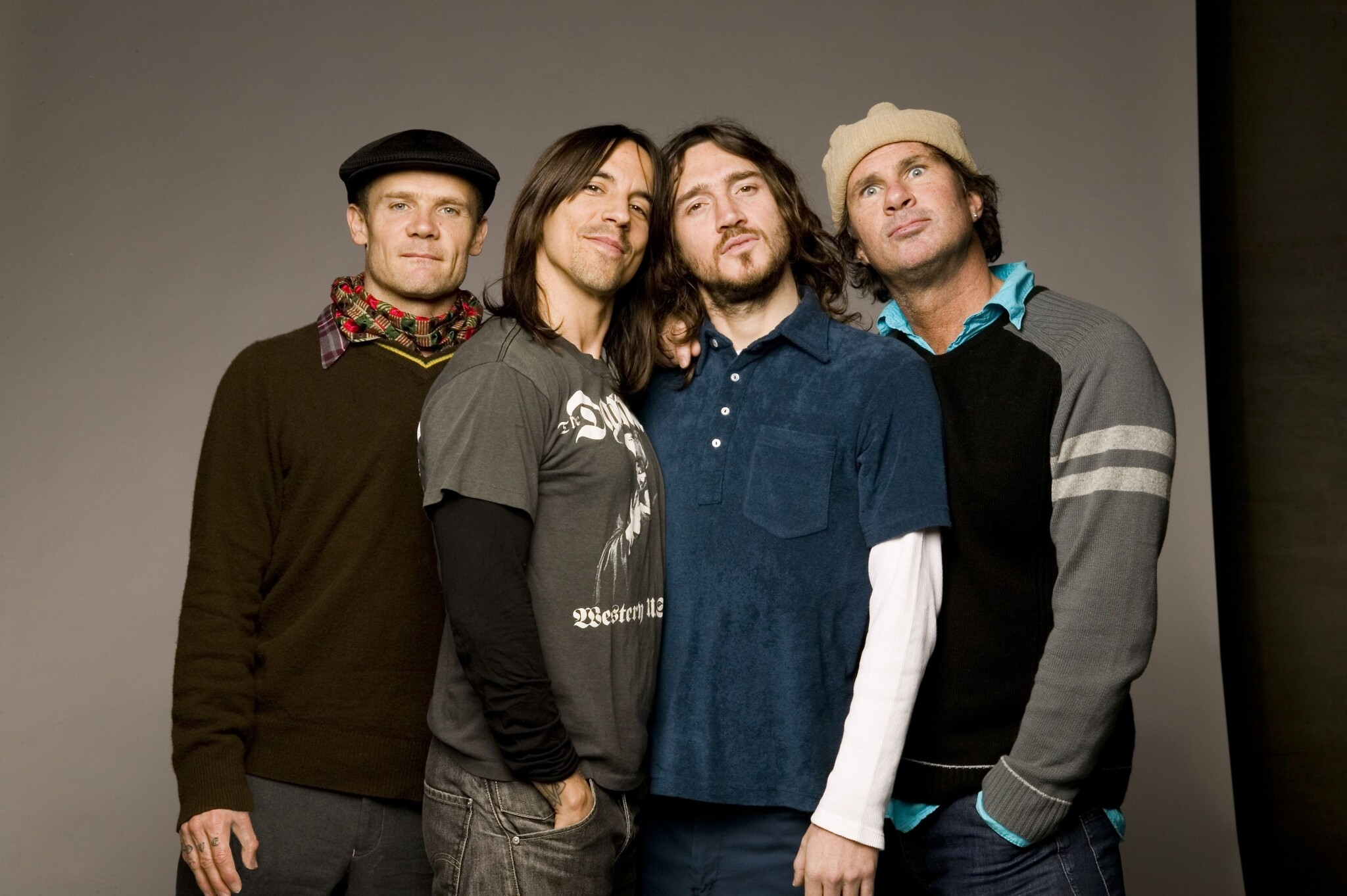 red hot chili peppers - photo #1