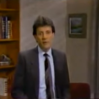 Sy Sperling, Hair Club for Men president, in a commercial (Screen grab/YouTube)