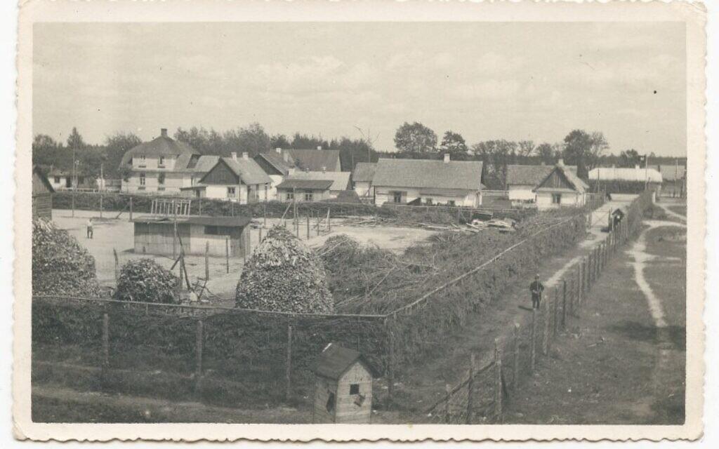 Sobibor photo album remaps Nazi death camp famous for 1943 prisoner revolt