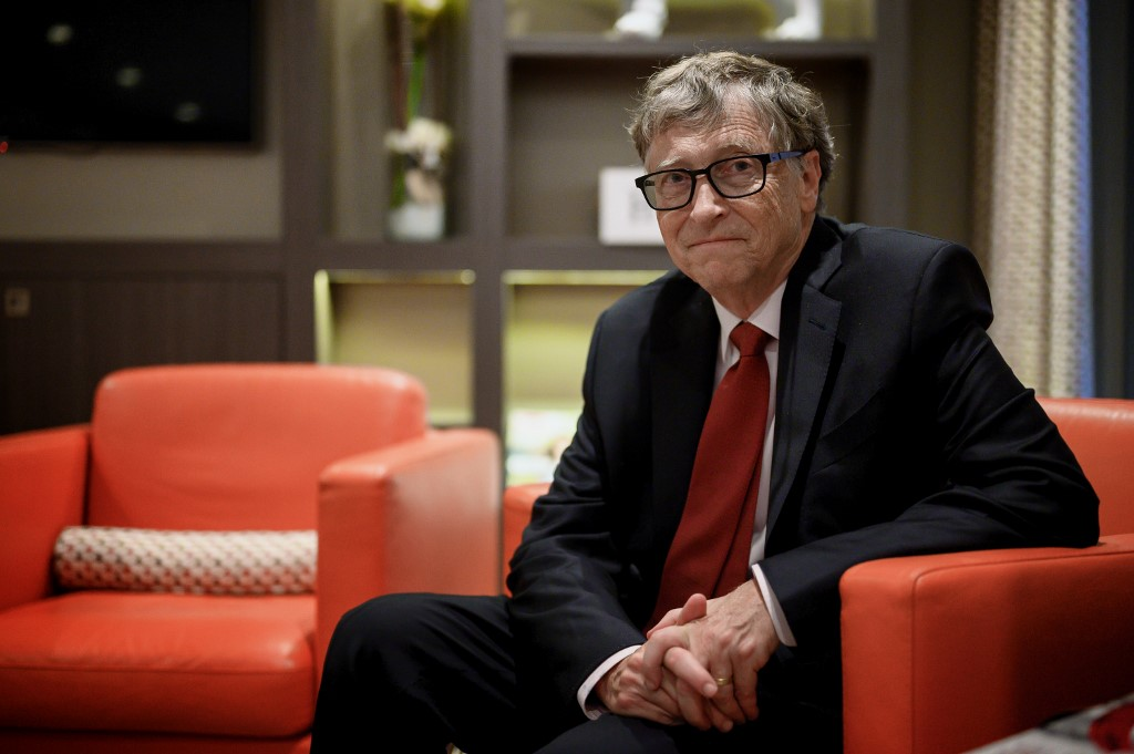Microsoft co-founder Bill Gates leaves board to focus on ...