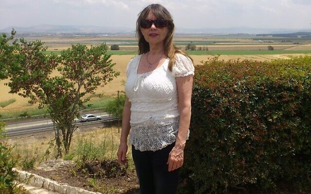 Malka Keva, 67, on March 24, 2020 became the second fatality in Israel from the coronavirus pandemic (via Facebook)