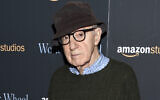 Director Woody Allen attends a special screening of 'Wonder Wheel' in New York, on November 14, 2017. (Evan Agostini/ Invision/ AP, File)