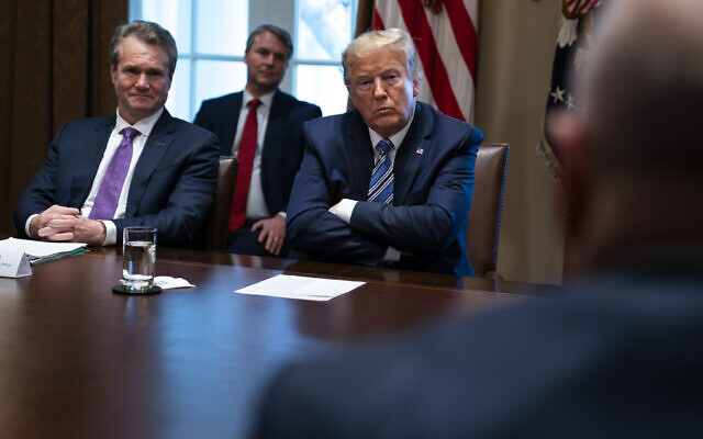 COVID-19: Trump suspends travel from Europe to US   Leadership