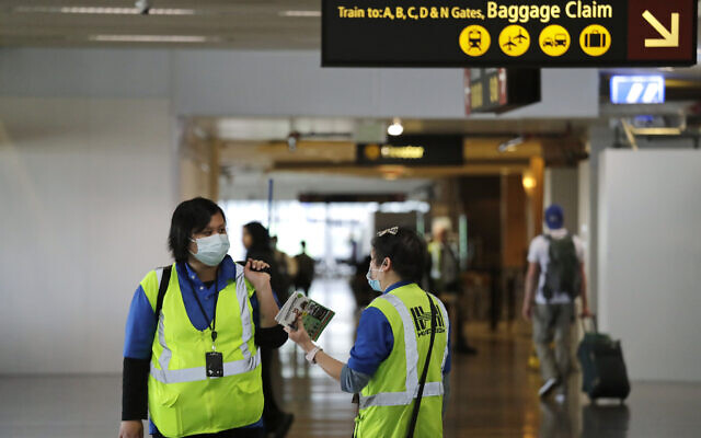 Trump suspends all travel from Europe to USA  amid coronavirus pandemic