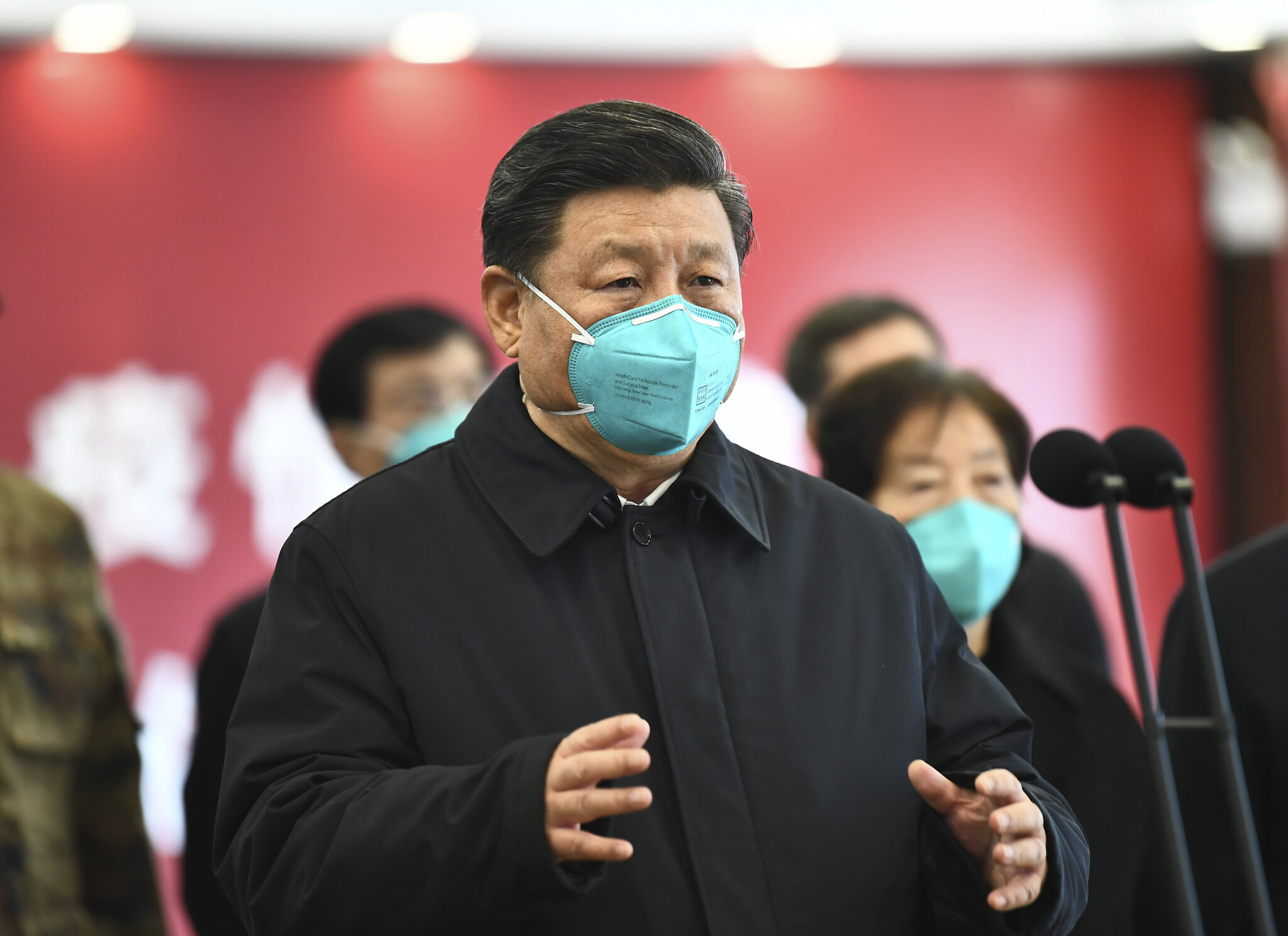 China's Xi says Wuhan has 'turned the tide' against virus epidemic ...