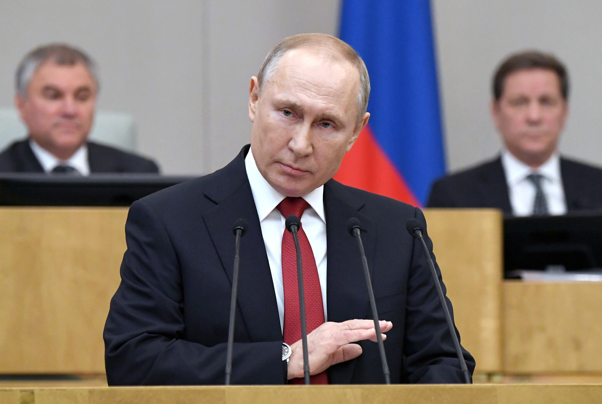 Explained: Why Vladimir Putin could be Russia's president till 2036