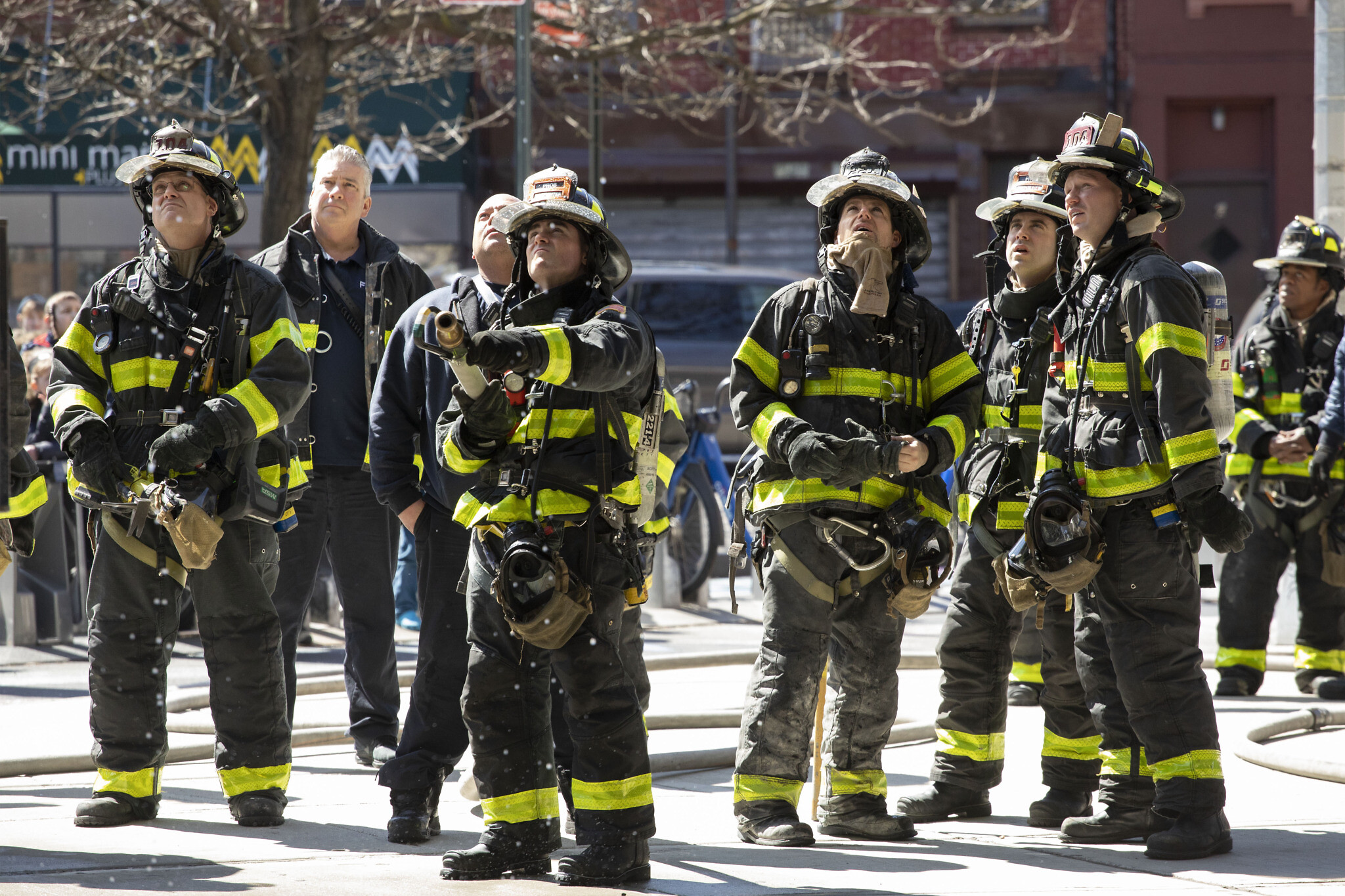 Transportation worker killed in suspicious New York City subway fire, police say