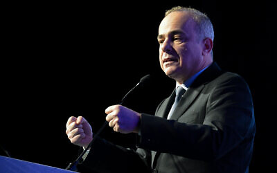 Netanyahu rival seeks extension in Israel coalition talks