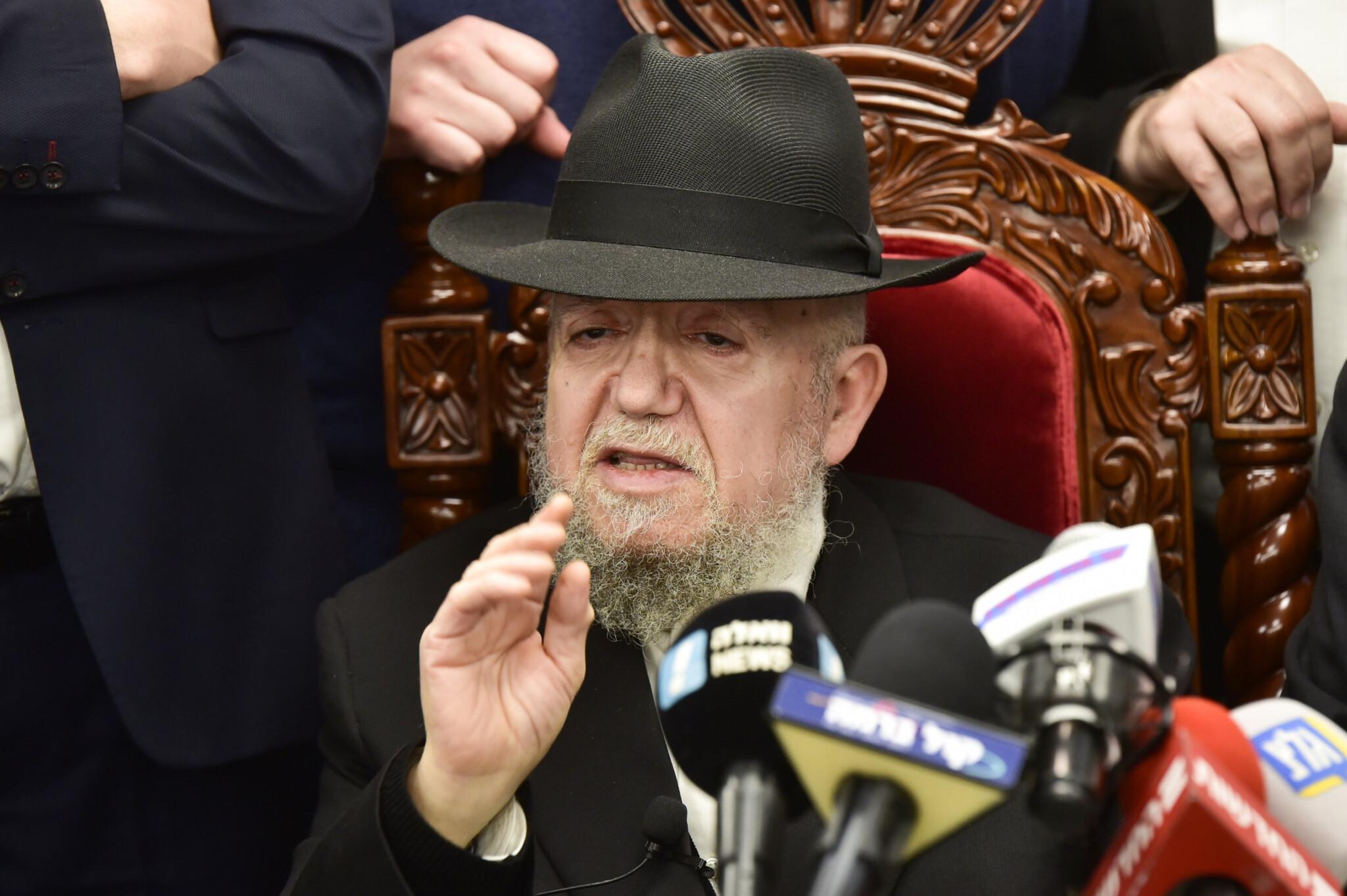 Israeli rabbi: Coronavirus outbreak is divine punishment for gay ...