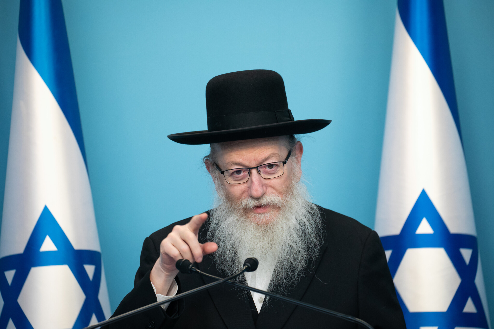 Israel's Health Minister Litzman and his wife test positive for ...