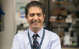 Ofer Levy heads the Precision Vaccines Program (PVP) at Boston Children's Hospital, where he is working on a coronavirus vaccine. (Courtesy Ofer Levy)