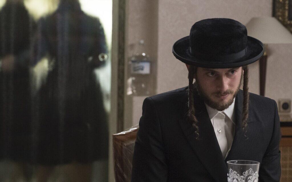 Amit Rahav (Yanky) in Netflix's 'Unorthodox' (Anika Molnar/Netflix)
