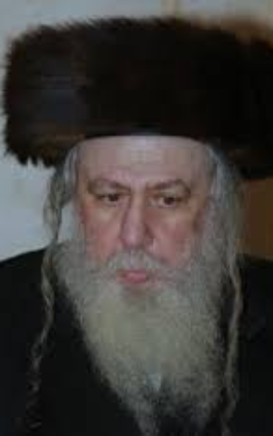 Rabbi Chaim Mertz (Facebook)