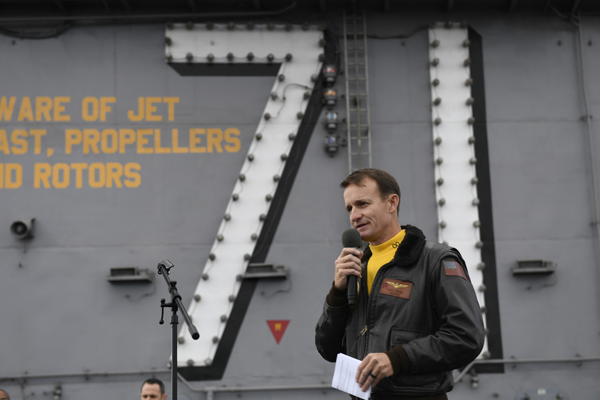 US Navy chief tells crew fired captain was 'stupid'