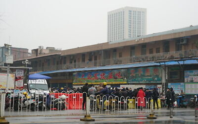 Wuhan Adds 1300 'Missed' Deaths to Official Coronavirus Toll