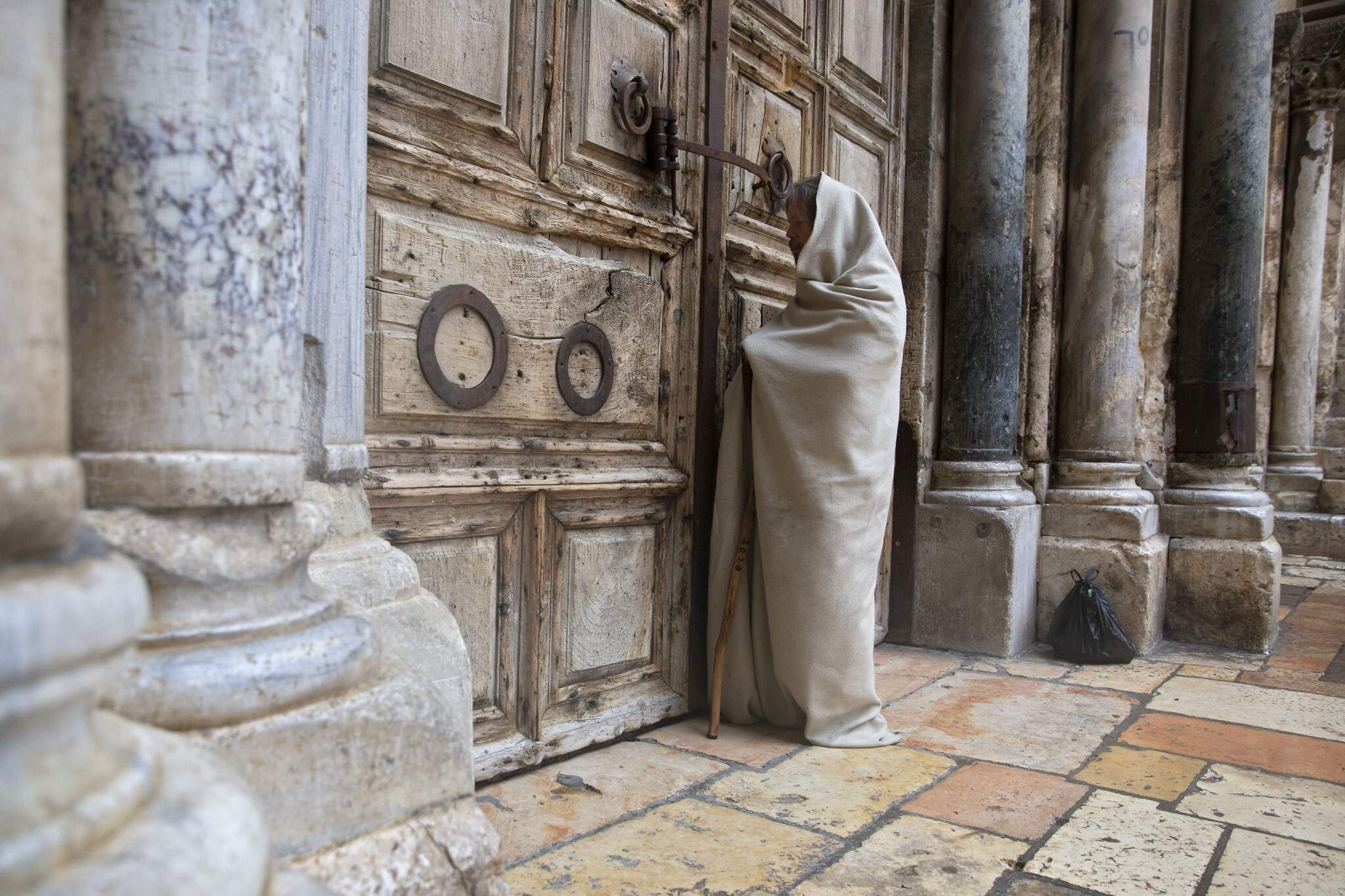 Church Of The Holy Sepulchre To Reopen Sunday For First Time In