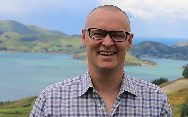 New Zealand's Heath Minister David Clark (Wikimedia Commons/CC BY-SA 4.0/Weirdgoingpro)