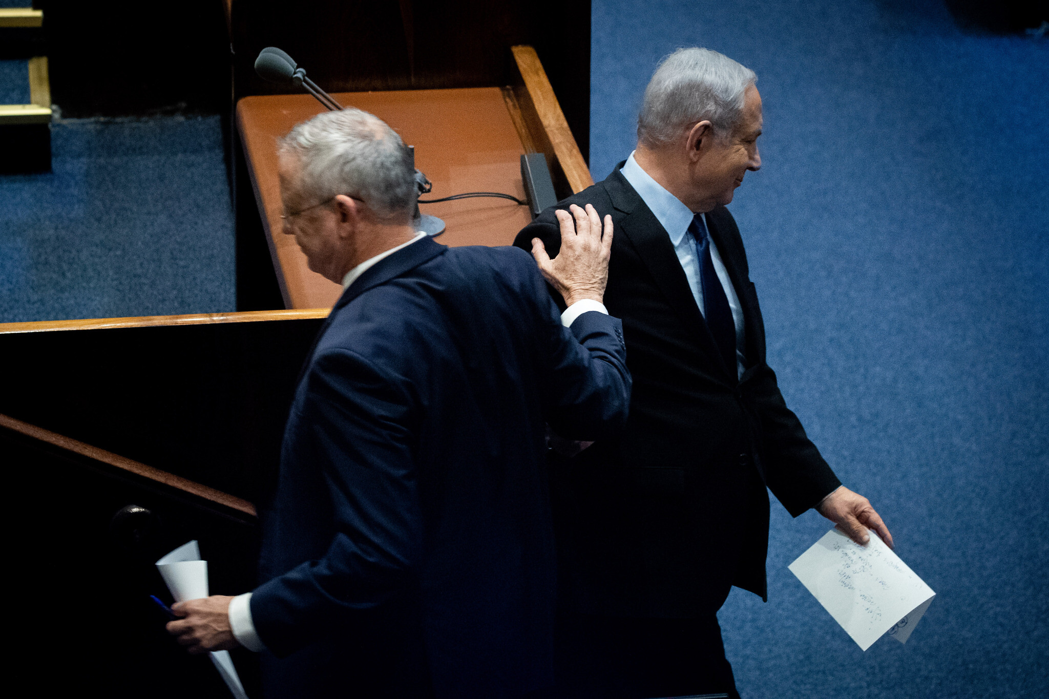 Israel President Denies Benny Gantz's Request for More Time to Form Govt