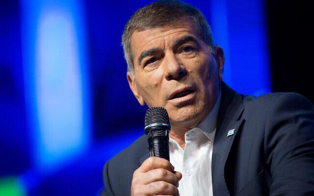 Ashkenazi é o novo ministro das Relações Exteriores