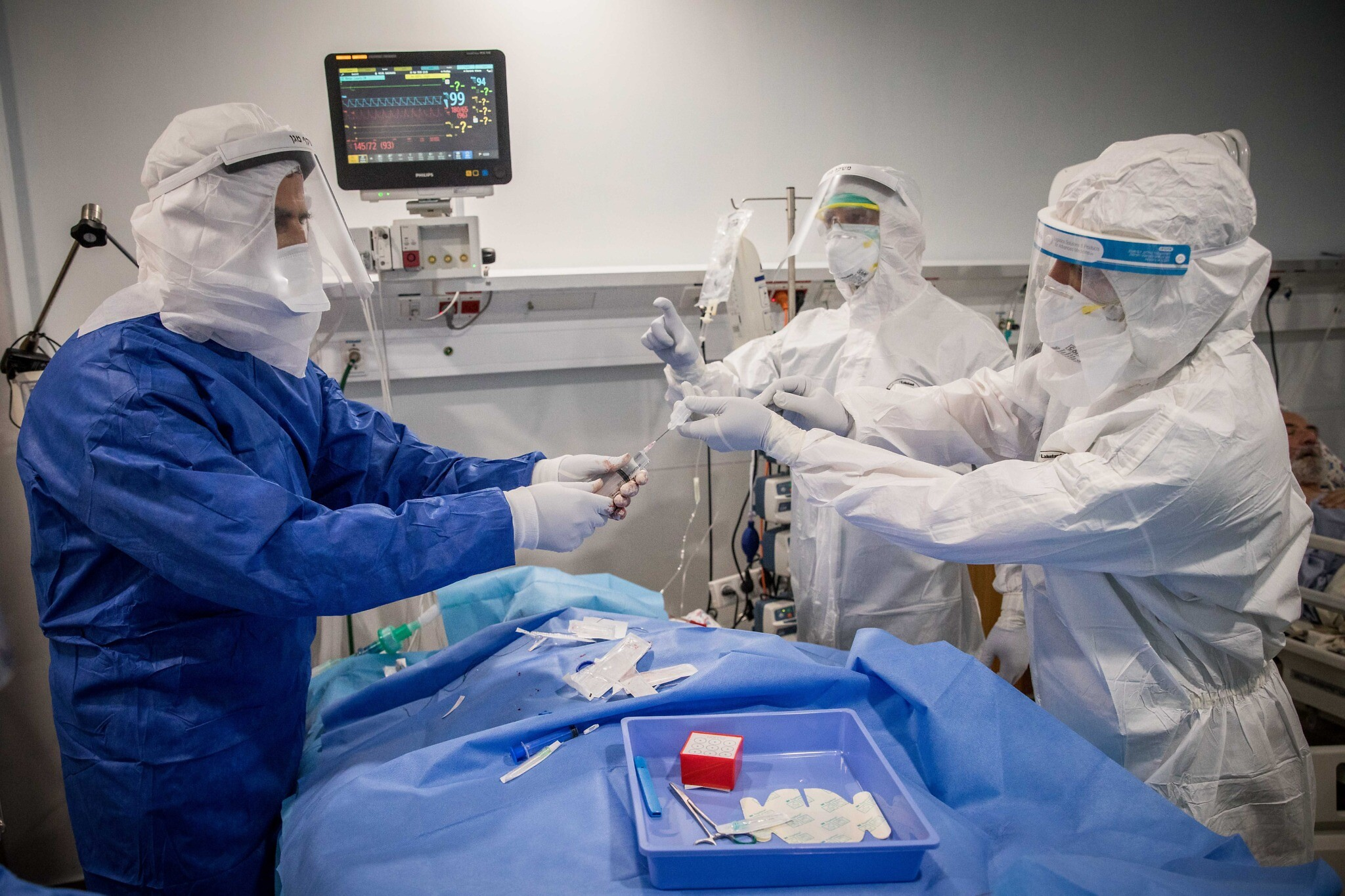 Israel stockpiles malaria drug to treat virus, in case Trump is ...