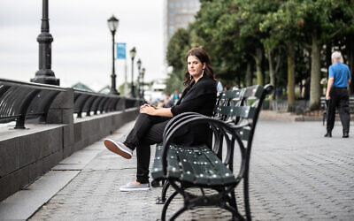 Becca Heller is the co-founder and executive director of the International Refugees Assistant Project. (Courtesy of the MacArthur Foundation)