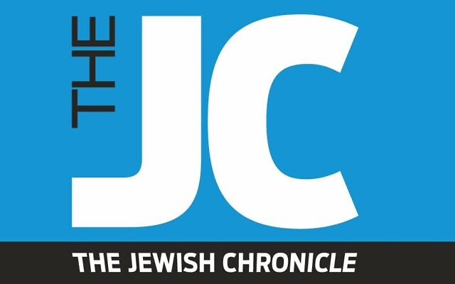 The Jewish Chronicle newspaper logo.