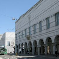 The Kunstmuseum in Basel, Switzerland. (Andreas Schwarzkopf/Wikimedia Commons)