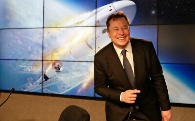 Musk's SpaceX prepares for upcoming astronaut mission, renewing NASA's crewed launch program