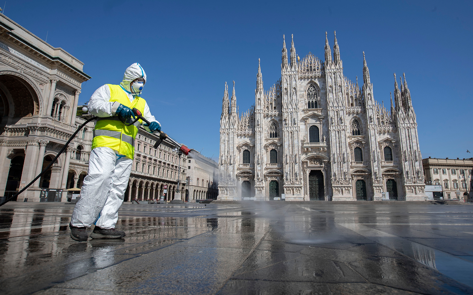 Scientists In Italy Find Coronavirus On Air Pollution Particles The Times Of Israel
