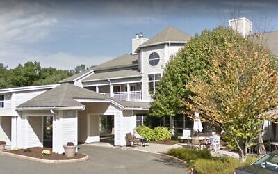 The Ruth's House assisted-living facility in Longmeadow, Massachusetts. (Screen capture: Google Street View)