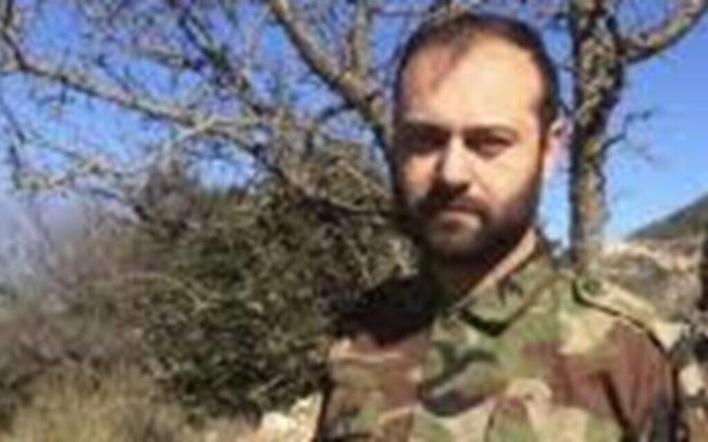 Hezbollah anti-spy commander killed in south Lebanon