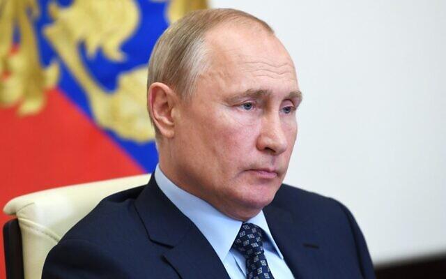 Putin Says Virus Peak Has Passed Orders Wwii Parade In June The Times Of Israel